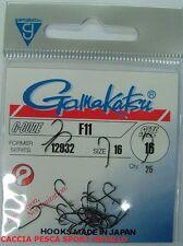 Ami GAMAKATSU F11 Serie 12932 F 11 N 16 Occhiello Hooks