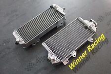 aluminum alloy radiator Kawasaki KX450F /KXF450 2010-2011 High-flow 32mm