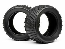 NEW HPI Trophy Truggy HB Savage Shredder Tire (2) 101157