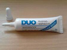 Duo Eyelash Adhesive Glue White Clear Tube 9g UK Seller Worldwide Shipping