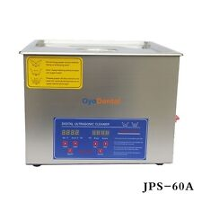 15L Stainless Steel 304 Ultrasonic Cleaner Cleaning Machine Digital Control LCD