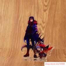 Anime Fate Grand Order FGO Cu Chulainn Alter Acrylic Stand Figure & Keyring