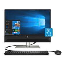 HP Pavilion 24 Core i7-9700T 12GB 1TB HDD 128GB SSD 23.8 FHD Touch Screen AIO PC