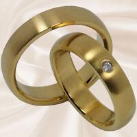 Trauringe Verlobungsringe Eheringe Paarringe Freundschaftsringe 5mm mit Gravur