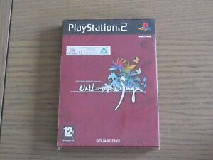 JEU PLAYSTATION 2 PS2 UNLIMITED SAGA NEUF BLISTER EN FRANCAIS