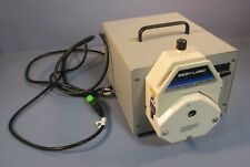 Cole Parmer MasterFlex 77410-10 Drive with Easy Load 77602-10 Pump 33-650 RPM