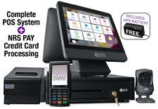 Nrs Plus Pos 2020 Point of Sale System [Usa Only] - Nrs Pay Locked-Model