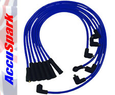 AccuSpark 8mm BLUE Silicon Performance HT Lead Set for Ford V6 Cologne Engines