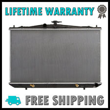 New Radiator For Toyota Sienna 2011 2015 2.7 L4 3.5 V6 W/O Tow Lifetime Warranty
