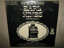 EARL HINES The Indispensable 1939-1940 Volume 2 RARE SEALED New Vinyl LP France