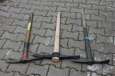 BW Spitzhacke Pickel Kreuzhacke Hacke Bundeswehr Pickel gebr. Bordausstattung