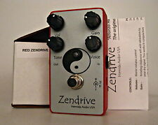 Hermida Audio USA Zendrive Overdrive Guitar Pedal  dumble Type Free Ship