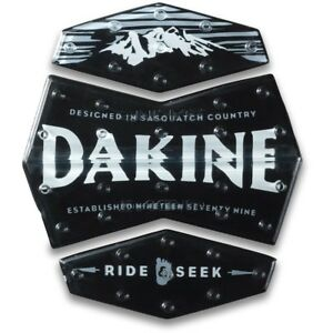 Dakine Modular Mat Snowboard Stomp Pad Black Ride & Seek NEW