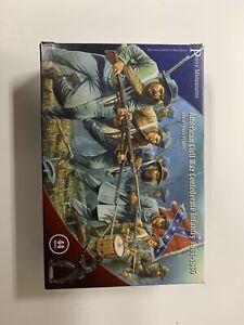 Civil War Confederate Infantry