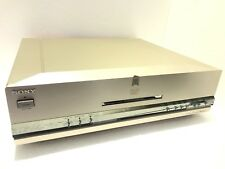 SONY DVP-S9000ES SACD DVD Compact Disc Player High End Vintage 2000 Like New