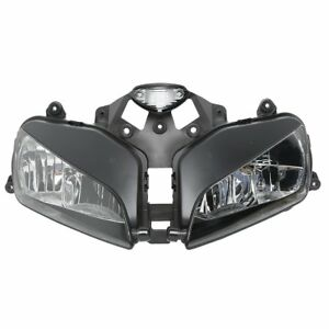 Front Head Lights Lamps Headlights Headlamp For Hona CBR600RR 2003-2006 2004 05