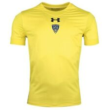 Under Armour UA Men's Clermont Auvergne 2017/18 Rugby Home Shirt - Large - New