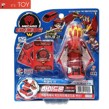 Turning Mecard W HYDRONE Red ver Hydra Dragon Transformer Robot Car Toy Sonokong