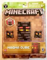Minecraft Magma Cube Figure Pack. New