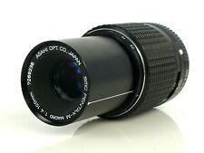SMC Pentax-M 100mm 1:4 Macro Lens - Vintage Camera Lens   |27