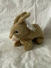 Nibbly Retired Ty Beanie Baby - A Beanie Babies Collection Toy - Bunny Rabbit