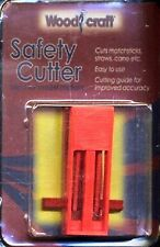 Matchstick safety cutter for matchstick, straws, cane modelling kits NEW