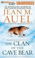 Earth's Children®: The Clan of the Cave Bear 1 by Jean M. Auel (2014, MP3 CD,...