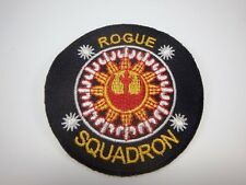 Star Wars Rogue Squadron Empire Iron Sew on Patch Top shirt Embroidered DIY J047