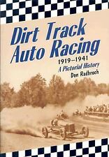 Don Radbruch  Dirt Track Auto Racing, 1919-1941 US SC 1st/2nd NF