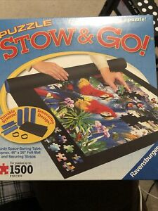 Ravensburger Puzzle Stow & Go New