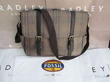 Fossil Men's Estate EW Messenger bag - BNWT £129