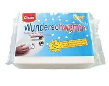 6er Set Wunderschwamm Schmutzradierer Schwammradierer Radierschwamm Putzschwamm