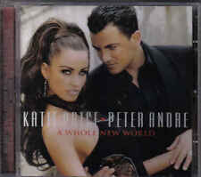 Katie Price&Peter Andre-A Whole New World cd maxi single