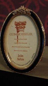 Connoisseur 1996 Vintage Decorative Photo Frame for 2x3 photo