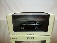 NOREV 783040 LANCIA APPIA  - BLACK 1:43 - EXCELLENT CONDITION IN BOX