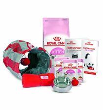 ROYAL CANIN KITTEN STARTER PACK  4-12 MONTHS FOOD TOYS BLANKET BOWL PLAY TUNNEL