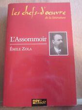 Emile Zola: L'Assommoir / Les Chefs-d'Oeuvre de la Littérature, Nov'Edit, 2005
