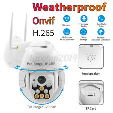 8 Led 1080P Wireless Security Camera Outdoor WiFi System Surveillance Camera