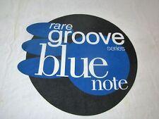 RARE GROOVE SERIES BLUE NOTE VINTAGE 91 TEE SHIRT LOU DONALDSON JAZZ HIP HOP TEE