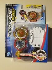 NEW Beyblade Burst Turbo Amaterios A3 DR61 TA18 Hasbro Starter Pack Attack Type
