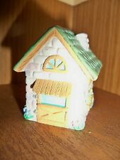 Hallmark Merry Miniatures 1995 Easter Cottage - House