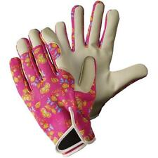 Briers Oriental Floral Lady Gardener Gloves Medium B7088 Quality Gloves