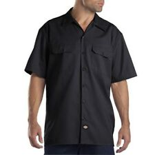 Dickies 1574 Mens Size S-2XL 3XL 4XL 5XL Short Sleeve Work Shirt Shop Mechanics