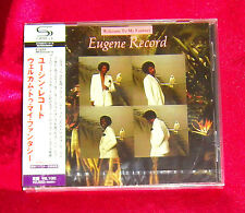 Eugene Record Welcome To My Fantasy SHM CD JAPAN WQCP-848