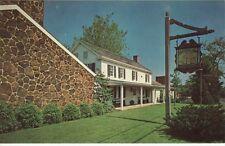 Vintage POSTCARD c1970s Smithville Inn SMITHVILLE, NJ