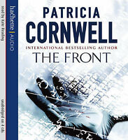 THE FRONT - PATRICIA CORNWELL - AUDIO BOOK - UNABRIDGED - READ BY KATE READING-