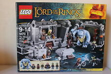 LEGO The Lord of the Rings The Mines of Moria #9473 - 776 Pieces - Brand NEW