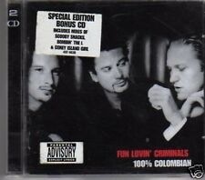 (891M) Fun Lovin' Criminals, 100% Colombian - 1998 CD