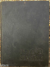 1968 COLLEGE OF THE ALBEMARLE YEARBOOK, THE SEAFARER, ELIZABETH CITY, NC