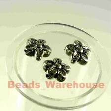 WHOLESALE * FLOWER 15mm x 55pcs CCB Spacer Beads
